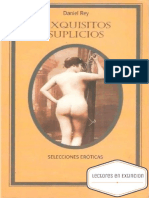 Exquisitos Suplicios - Daniel Rey