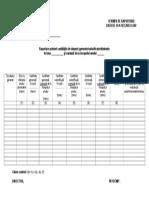 4 Model Raportare Cantitati Deseuri Generate