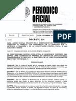 2008 - decreto 105