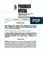 2007 -decreto 009