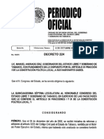 2003 - decreto 224