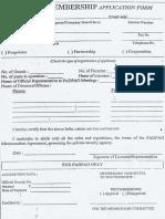 1PADPAO Application Form
