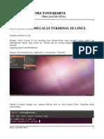 Merubah Waktu Di Linux