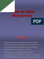 13avo.-bases de Datos Relacionales-2016A