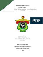 MODUL 2 Audit Laporan Keuangan Dan Tanggung Jawab Auditor