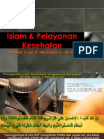 Islam & Pelayanan Kesehatan