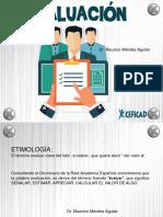 Evaluación, Retroalimentación, Metacognicición y Extensión