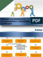 Trabajo Cooperativo, Colaborativo y Pensamiento Complejo