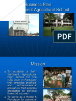 Self-Sufficient Agricultural School Business Plan May2013 (1)