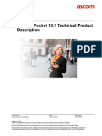TEMS Pocket 16.1 Technical Product Description