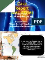 Case Report Stemi(2)
