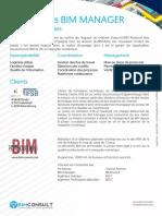 03Références BIM Manager
