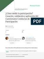 Hevia y Vergara Lope 2012. cómo medir la participación.pdf