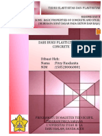 Resume Buku Plasticity in Concrete