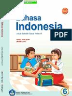 Bahasa Indonesia untuk SD/MI Kelas 6