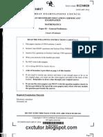 CSEC Jan 2016 - Mathematics - Paper 02 - cxctutor.blogspot.com.pdf