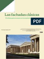 Fachadas Clásicas Para ESO