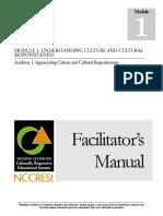 Culture Acad1 Facilitator