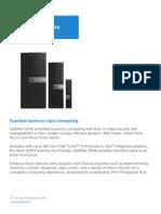 Dell Optiplex 3046 Spec Sheet (1)