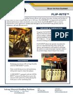 Bushman Flip Rite Brochure
