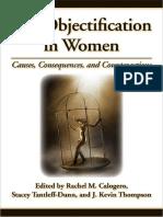 Calogero Et_al_2011 Self Objectification in Women