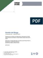 Lineamiento de gestión del riesgo_DAFP