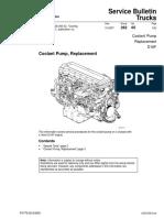 Coolant Pump Replacement