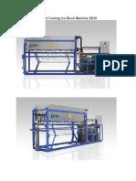 Direct Cooling Ice Block Machine DK30