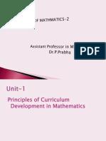 Teaching of Mathematics paper-2
