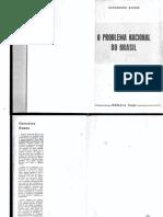 5. Ramos,g. - o Problema Nacional Do Brasil