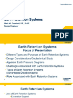 Earth Retention