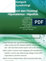 Anatomi&Fisiologi Hipotahalamus Hipofisis