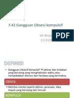F42 OCD