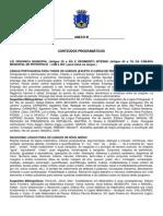 Anexos III Conteudo Programatico