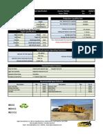 Otr Debeader Portable Diesel Spec Sheet