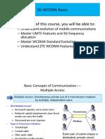 3g Wcdma Basics
