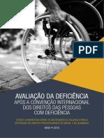 Avaliação da deficiência
