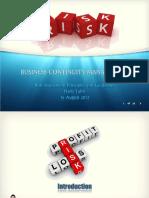 Riskassessmentprinciplesandguidelines v1 130816092743 Phpapp02