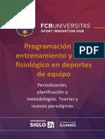 Programacion Del Entrenamiento y Perfil Fisiologico Del Deporte de Equipo
