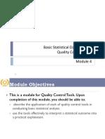 M4 Basic Statistical Data Analysis