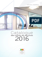 Adie Catalogue de Services 2016