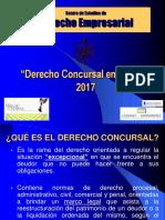 Derecho Concursal Peru 2017