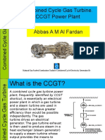 CCGT Combined Cycle Gas Turbine