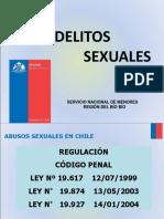 Abusos Sexuales Profesores OPD de Los Angeles 2012