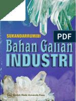 Bahan Galian Industri