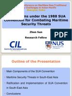 Zhen SUN Mechanisms Under 1988 SUA Convention Shanghai 10Nov2014