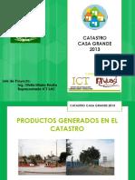 Exposicion - Catastro Casagrande