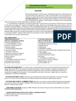 Electoral Process-notes