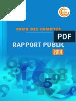 Rapport Public 2014