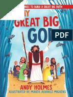 My Great Big God